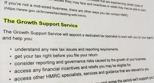 growth support service